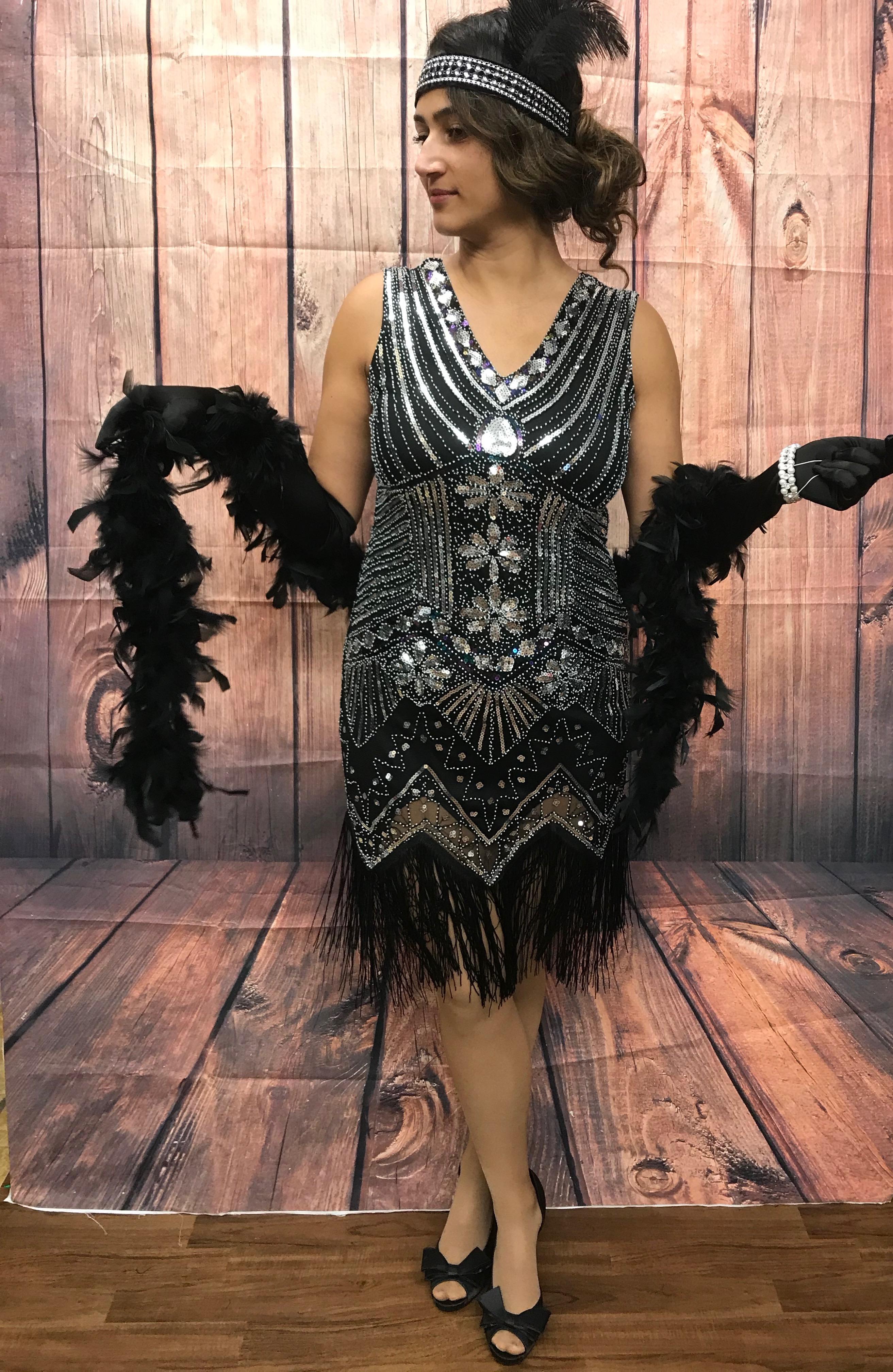 Charleston Kleider Aus Den 20ern Gibt Es Bei Glad Rags