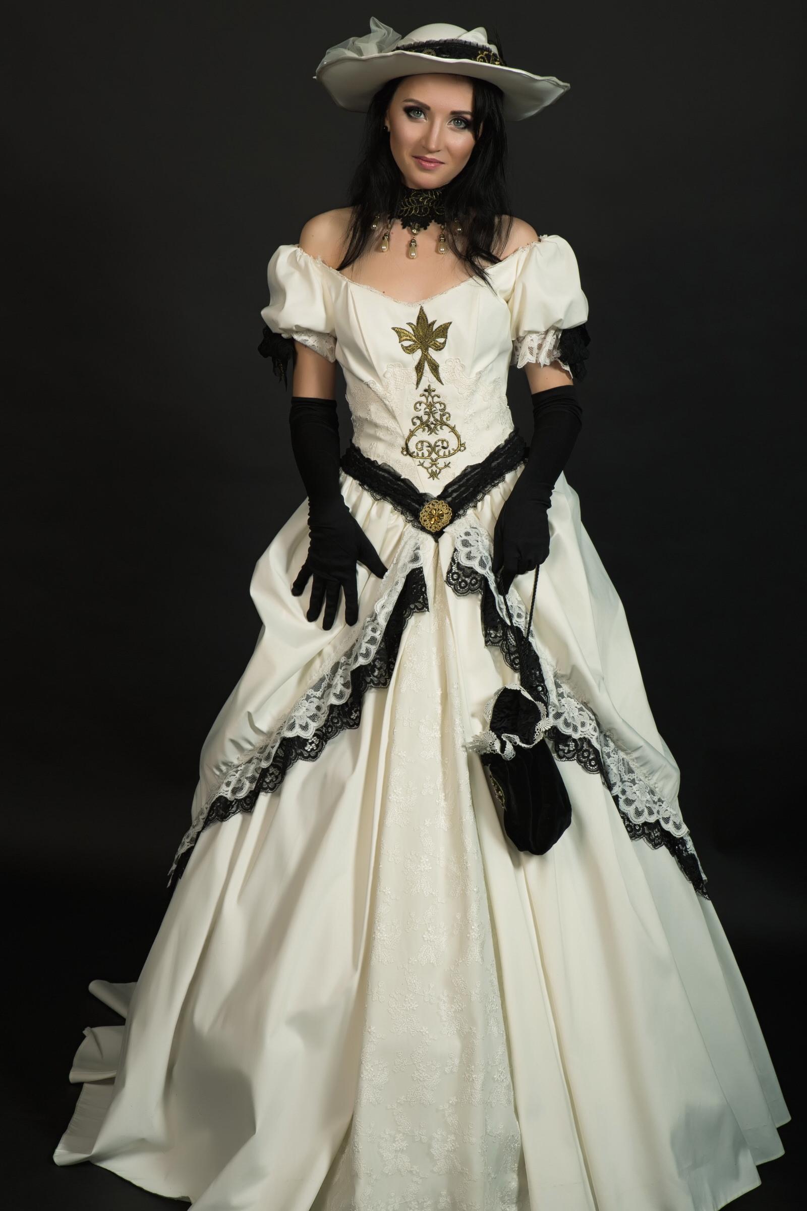 Fein Viktorianisch Inspirierten Brautkleider Galerie - Brautkleider ...