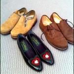 Oktoberfest-Schuhe