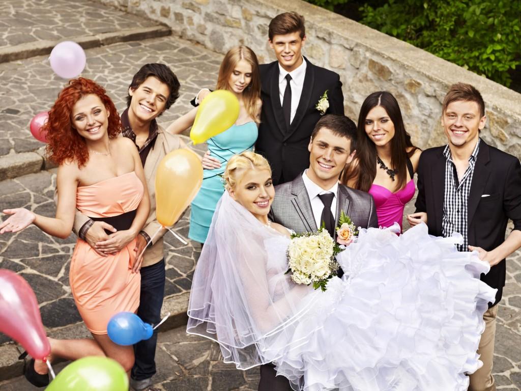 das ideale Hochzeits-Outfit