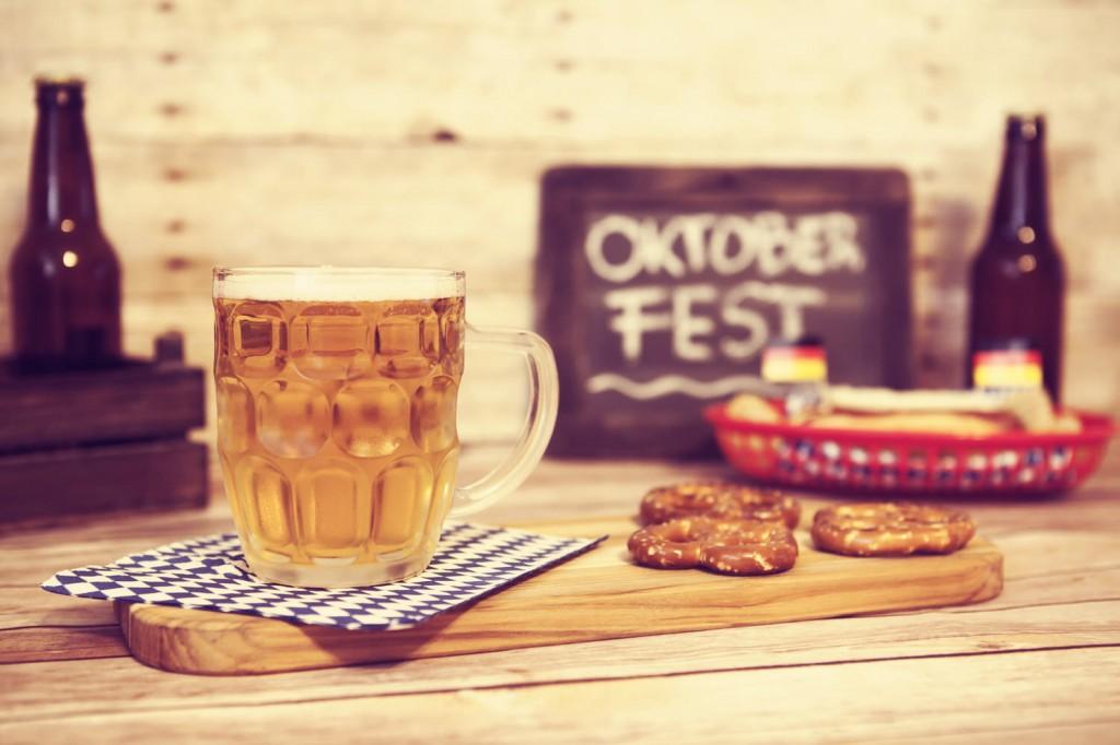 Oktoberfest Deko – so dekoriert man für die Oktoberfest-Party zu Hause