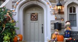 Schaurige Halloween-Deko für Zuhause