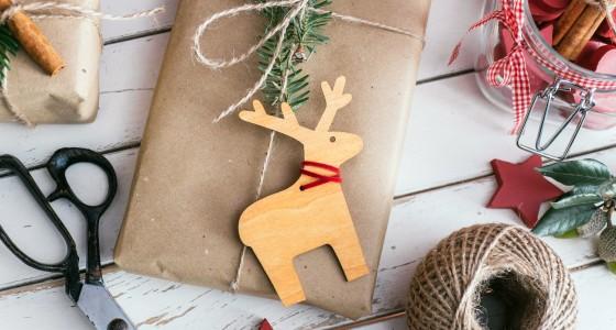 Weihnachtsdeko für Eilige