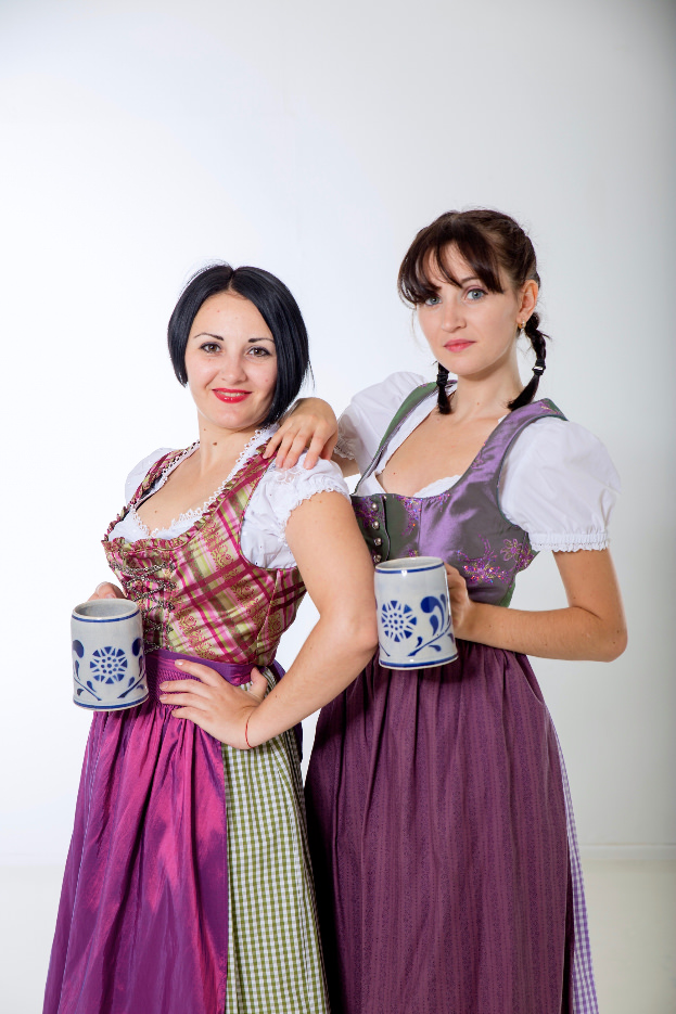 Oktoberfest-Kostüme bei Glad Rags